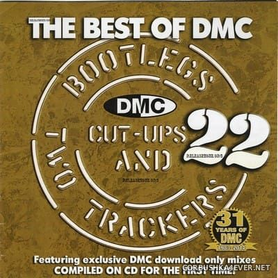 [DMC] Best of Bootlegs ''Cut Ups & Two Trackers'' 22