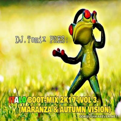 DJ Tomix - Italo Boot Mix 2K17 volume 3 (Autumn Vision)