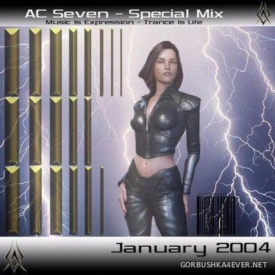 AC Seven - Special Mix January 2004