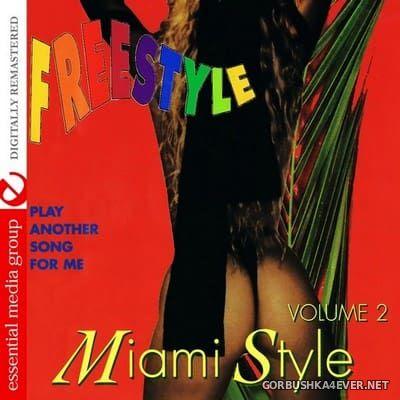 Freestyle - Miami Style vol 2 [1996]
