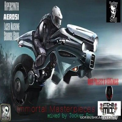Immortal Masterpieces Aero 51 [2017] Mixed by Jocker Boy
