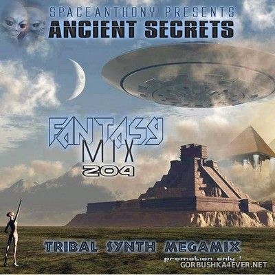 Fantasy Mix vol 204 - Ancient Secrets [2017]