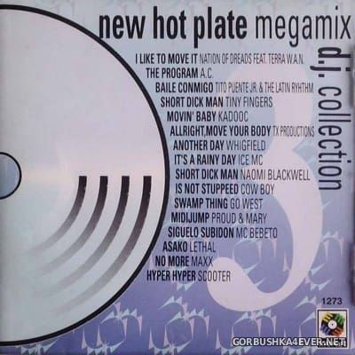 [Musart] New Hot Plate Megamix - D.J. Collection 3 [1995]