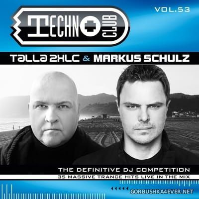 Techno Club vol 53 [2017] / 2xCD