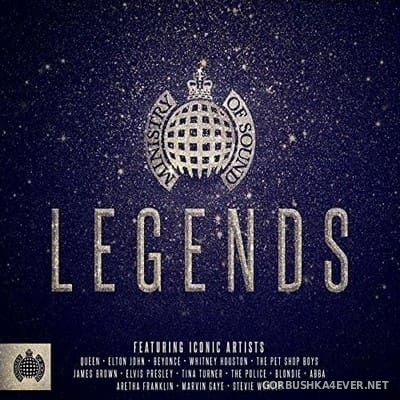 [Ministry Of Sound] Legends [2017] / 3xCD