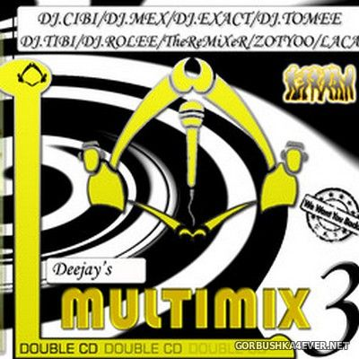Deejay's Multimix vol 03 [2007] / 2xCD