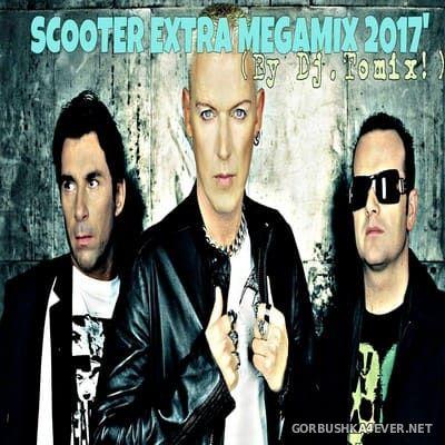 DJ Tomix - Scooter Extra Megamix 2017