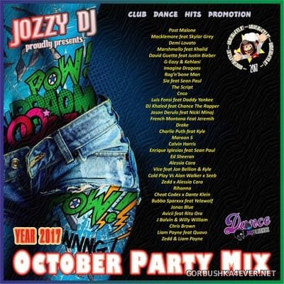 Jozzy DJ - October Party Mix 2017