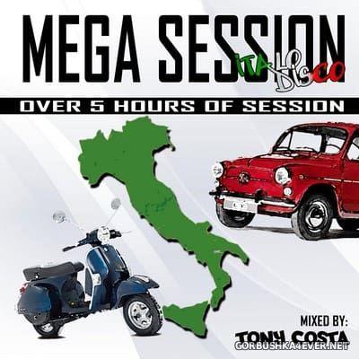 Mega Session Italo Disco 2016 by Tony Costa