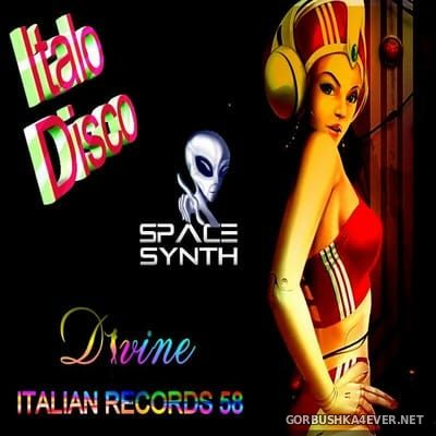 DJ Divine - Divine Italian Records 58 [2017]