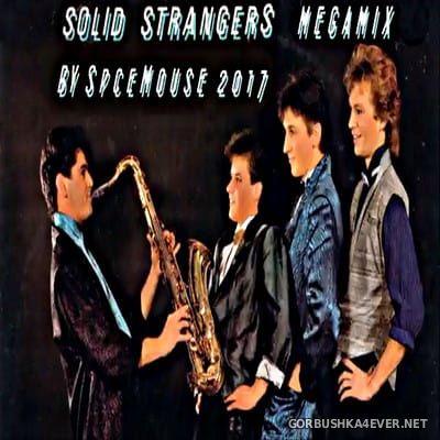 DJ SpaceMouse - Solid Strangers Megamix [2017]