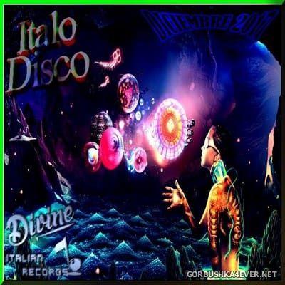 DJ Divine - Italo Disco Diciembre Mix 2017