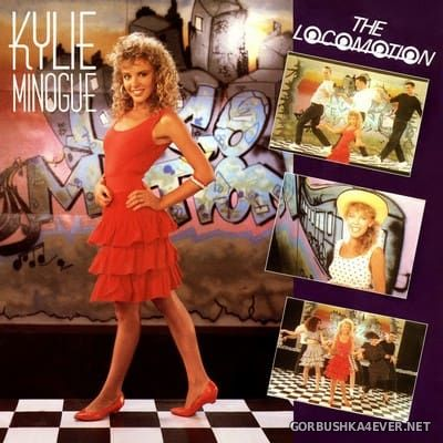Kylie Minogue - The Loco-Motion (Remix) [2016]