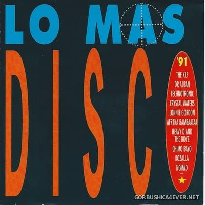 [Ariola] Lo + Mas Disco '91 [1991] / 2xCD