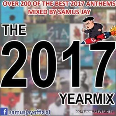 DJ Samus Jay - The Yearmix 2017
