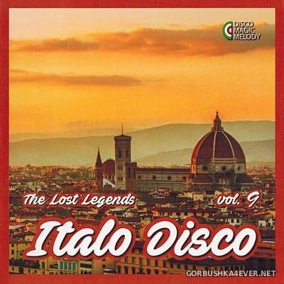 Italo Disco - The Lost Legends vol 9 [2017]