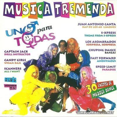 [Max Music] Musica Tremenda [1996] / 2xCD