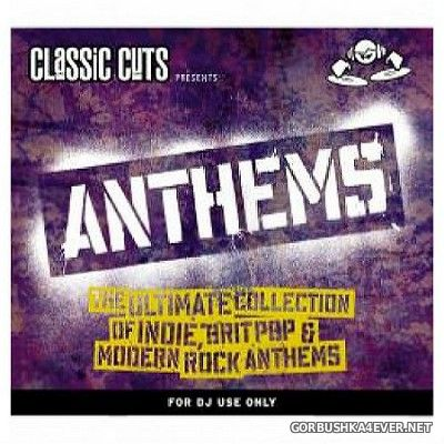 [Mastermix] Classic Cuts Anthems [2017] / 4xCD