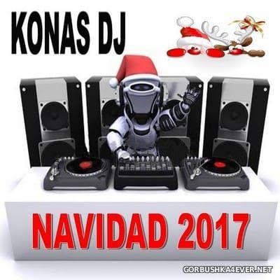 Konas DJ - Navidad Mix 2017
