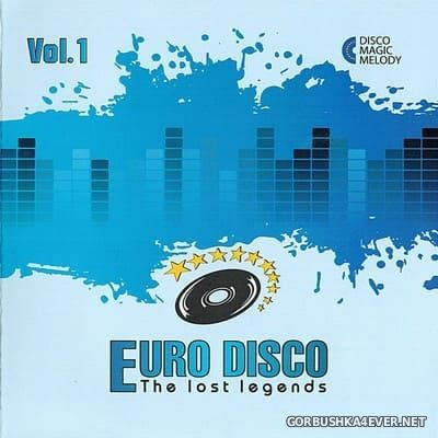 Euro Disco - The Lost Legends vol 1 [2017]