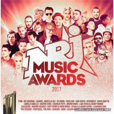 NRJ Music Awards (Deluxe Edition) [2017] / 4xCD