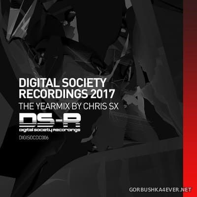 Digital Society Recordings 2017 - The Yearmix