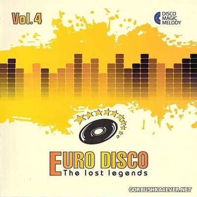 Euro Disco - The Lost Legends vol 4 [2017]