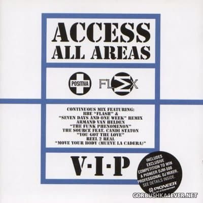 [Flex Records] Access All Areas [1997] Mixed by Dave Lambert