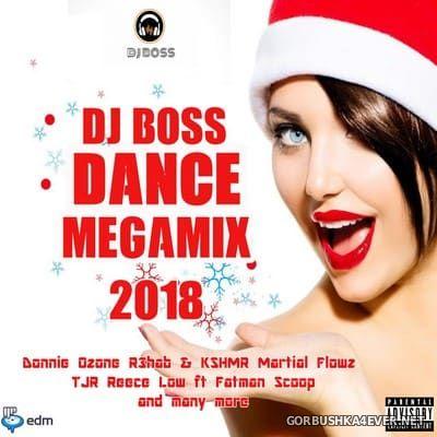 DJ Ridha Boss - Dance Megamix 2018