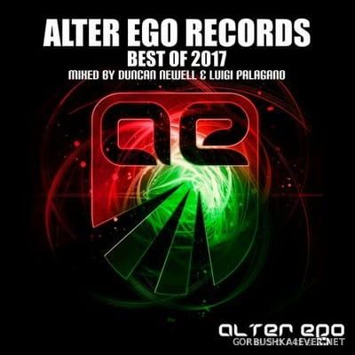 Alter Ego - Best Of 2017 (Mixed by Luigi Palagano & Duncan Newell)