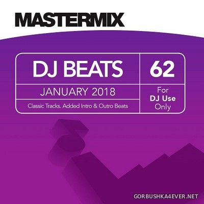[Mastermix] DJ Beats vol 62 [2017]