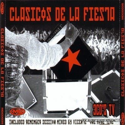 [MD Records] Clasicos De La Fiesta [2003] / 3xCD