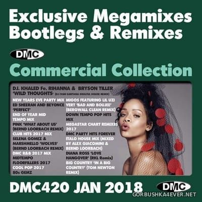 DMC Commercial Collection vol 420 [2018] January / 2xCD