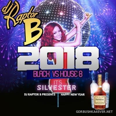 DJ Raptor B - Its Silvester 2k17 (Black vs House) Mix [2017]