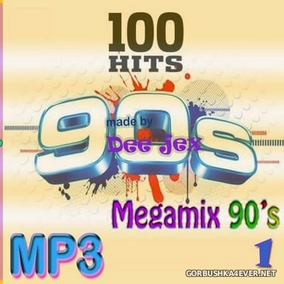 Megamix 90's vol 01 by Dee Jex