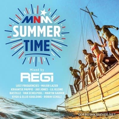 MNM Summer Time [2017] / 2xCD / Mixed By Regi