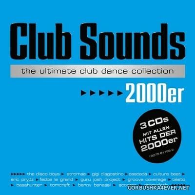 Club Sounds - 2000er [2018] / 3xCD