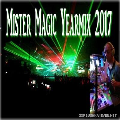 DJ Mister Magic - The Magic Dance Yearmix 2017