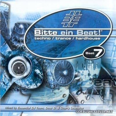 [EMI Music] Bitte Ein Beat! - Beat 7 [2003] / 2xCD / Mixed by Essential DJ-Team & DJ Dean & Charly Lownoise