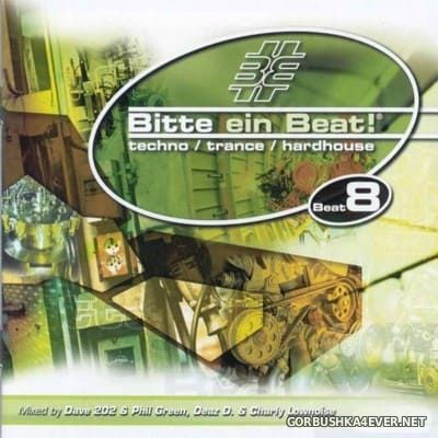 [EMI Music] Bitte Ein Beat! - Beat 8 [2003] / 2xCD / Mixed by Charly Lownoise & Deaz D & Dave202 & Phil Greeneaz