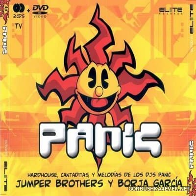[Elite Records] Panic [2004] / 2xCD / Mixed by Borja Garcia & The Jumper Brothers