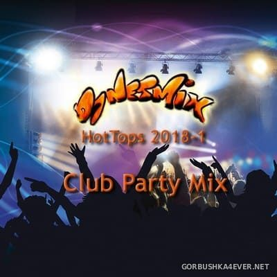 DJ Netmix - Hot Tops In The Mix 2018.1 (Club Party Mix)