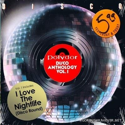 [Polydor] Disco Anthology vol 1 [2013]