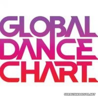 Global Dance Chart Yearmix 2017 (Mixed By The Wingman)