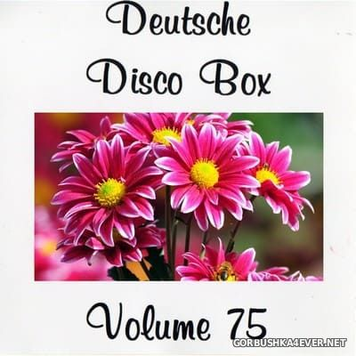 Deutsche Disco Box vol 75 [2018] / 2xCD