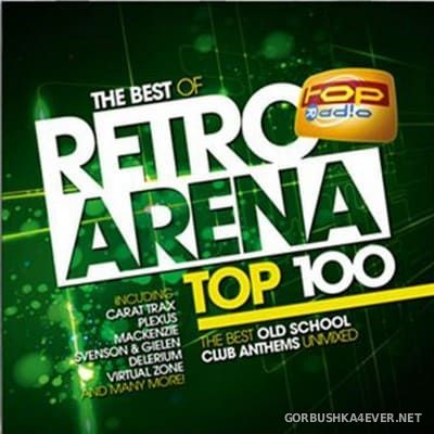 Retro Arena Top 100 - The Best Of [2011] / 4xCD