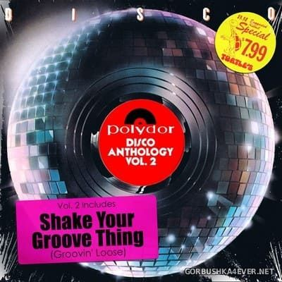 [Polydor] Disco Anthology vol 2 [2013]