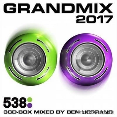 Grandmix 2017 [2018] / 3xCD / Mixed By Ben Liebrand
