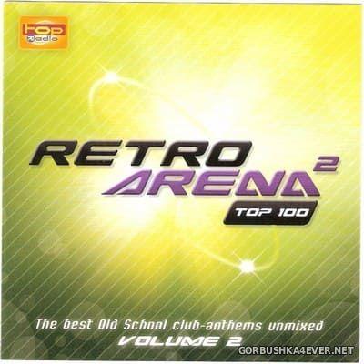 Retro Arena Top 100 vol 2 [2010] / 4xCD