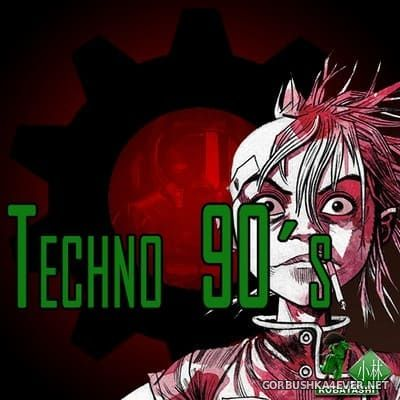 Kobayashi DJ - Techno 90s Mix [2018]
